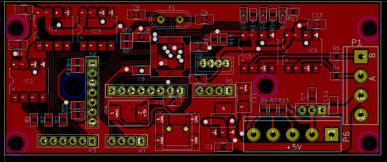Open Source Controller Boards > DIY BLDC / DC Motor Servo